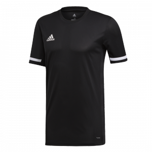 adidas - T19 S/S Tee Men black/white