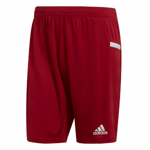 adidas - T19 Knitted Short Men red/white