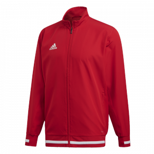 adidas - T19 Woven Jacket Men red/white