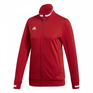 adidas - T19 Track Jacket Women red/white