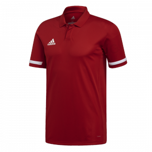 adidas - T19 Polo Men red/white