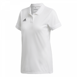 adidas - T19 Polo Women white