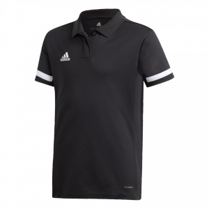 adidas - T19 Polo Youth Girls black/white