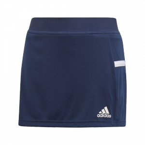 adidas - T19 Skort Youth Girls navy/white
