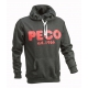 Just Hoods - PECO est. 1966 Hoody Black Heather